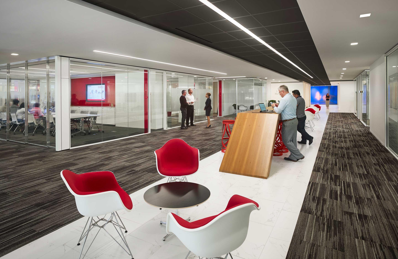Marriott Corporate interior